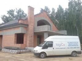 Rekuperencja domu jednorodzinnego w Izabelinie #12