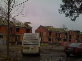 Rekuperencja na osiedlu domków jednorodzinnych w Warszawie #01