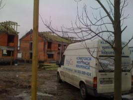 Rekuperencja na osiedlu domków jednorodzinnych w Warszawie #08