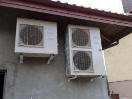 Rekuperencja i klimatyzacja domu jednorodzinnego w Ząbkach #02