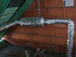 Rekuperacja domu jednorodzinnego w Wilanowie #10