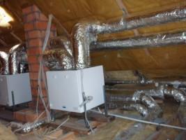 Rekuperacja domu jednorodzinnego w Łucznicy #03