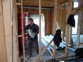 Rekuperacja domu jednorodzinnego typu kanadyjka w Piastowie #14
