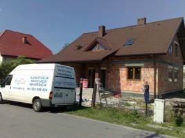 Rekuperacja domu jednorodzinnego w Teresinie #05