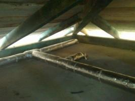 Rekuperacja domu jednorodzinnego w Wawrze #09