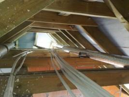 Rekuperacja domu jednorodzinnego w Nowej Woli #02