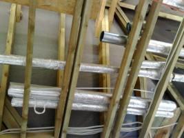 Rekuperacja domu jednorodzinnego w Nowej Woli #09