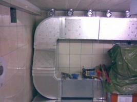 Wentylacja basenu prywatnego w Komorowie #02