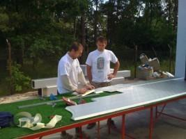 Szkolenie system prefabrykacji kanałów systemem alptech #01