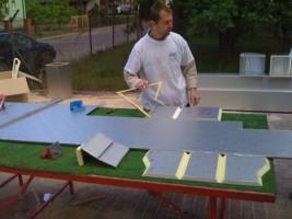 Szkolenie system prefabrykacji kanałów systemem alptech #03