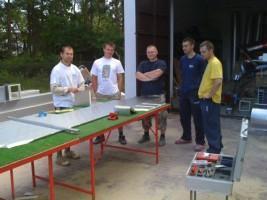 Szkolenie system prefabrykacji kanałów systemem alptech #04